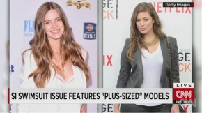 """My CNN Interview: """"Plus Size Model Controversy"""""""