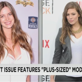 "My CNN Interview: ""Plus Size Model Controversy"""