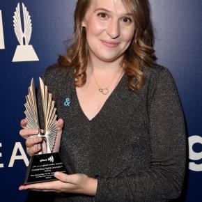 I Won a GLAAD MediaAward!
